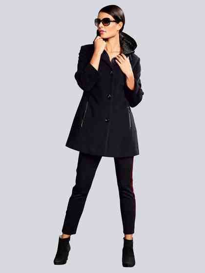 Alba Moda Wolljacke in hochwertige Verarbeitung
