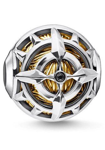 Бусинка »Kompass gold K0334-414-...