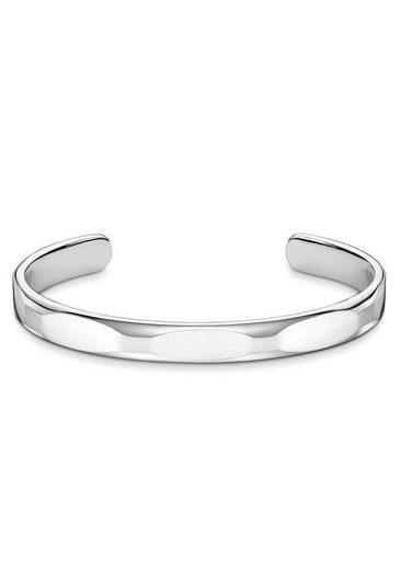 THOMAS SABO Armreif »Schmal puristisches Silber, AR098-001-21-L16, L17«