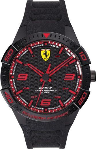 Scuderia Ferrari Quarzuhr »APEX, 830662«