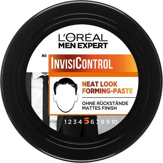 L'ORÉAL PARIS MEN EXPERT Haarpomade »InvisiControl Neat Look Forming Paste«