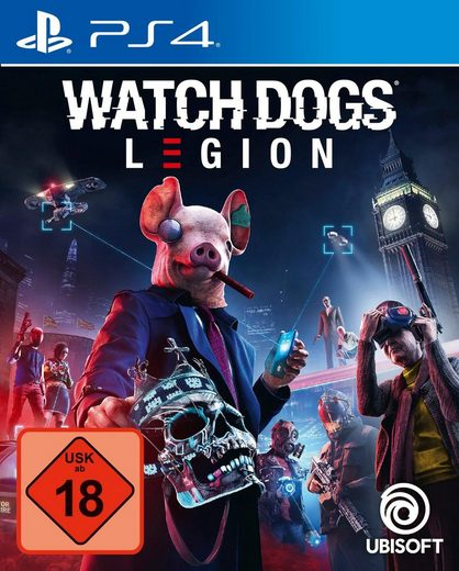 Watch Dogs: Legion PlayStation 4