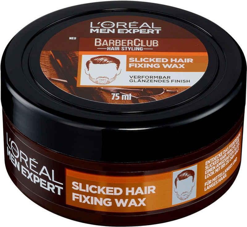L'ORÉAL PARIS MEN EXPERT Haarwachs »Barber Club Slicked Hair Fixing Wax«