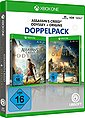 Assassin's Creed Odyssey + Origins Xbox One, Doppelpack, Bild 2
