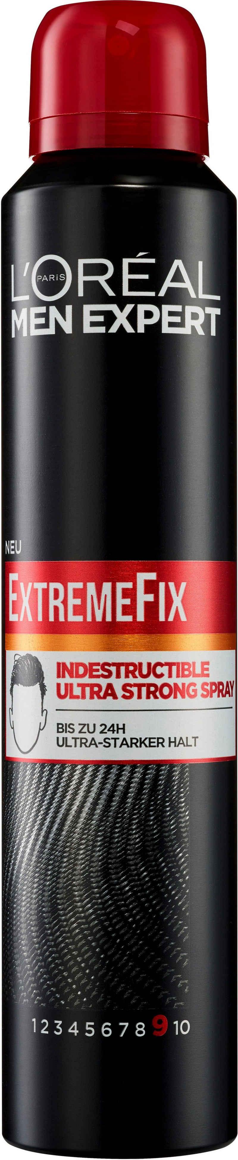 L'ORÉAL PARIS MEN EXPERT Haarspray »Extreme Fix Indestructible Spray«