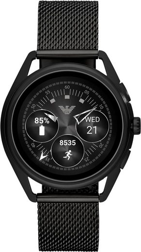 EMPORIO ARMANI CONNECTED ART5019 Smartwatch (1,19 Zoll, Wear OS by Google)
