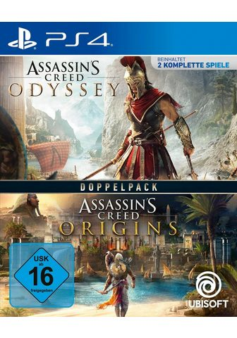 Assassin's Creed Odyssey + Origins Pla...