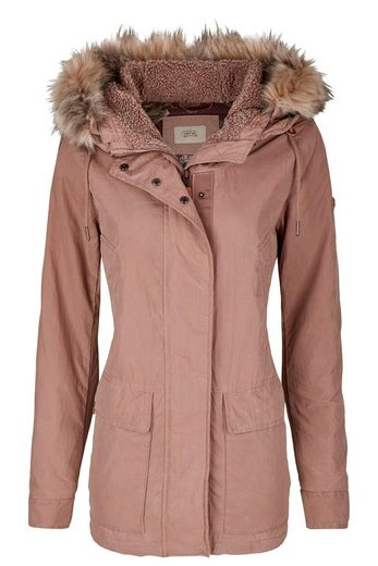 camel active Parka GARMENT WASHED