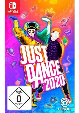 UBISOFT Just Dance 2020 Nintendo Šakotuvas