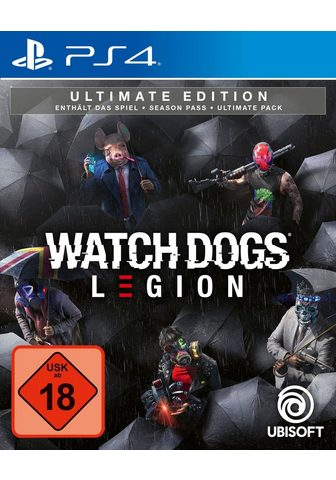 Watch Dogs: Legion Ultimate Edition Pl...