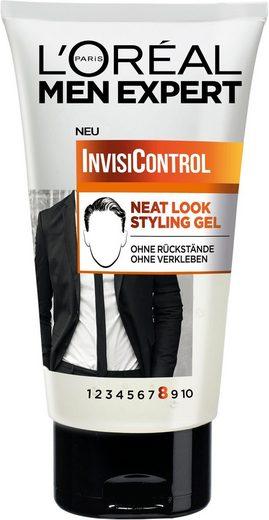 L'ORÉAL PARIS MEN EXPERT Haargel »InvisiControl Neat Look Styling Gel«