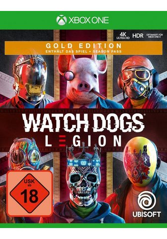 Часы Dogs: Legion Gold Edition Xbox On...