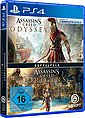 Assassin's Creed Odyssey + Origins PlayStation 4, Doppelpack, Bild 2