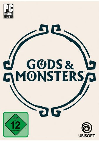 UBISOFT Gods & Monsters PC