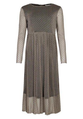 NÜMPH Nümph платье-макси длинное