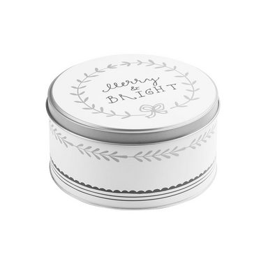 BUTLERS COOKIE JAR »Dose Merry & Bright Ø 13,5 cm«