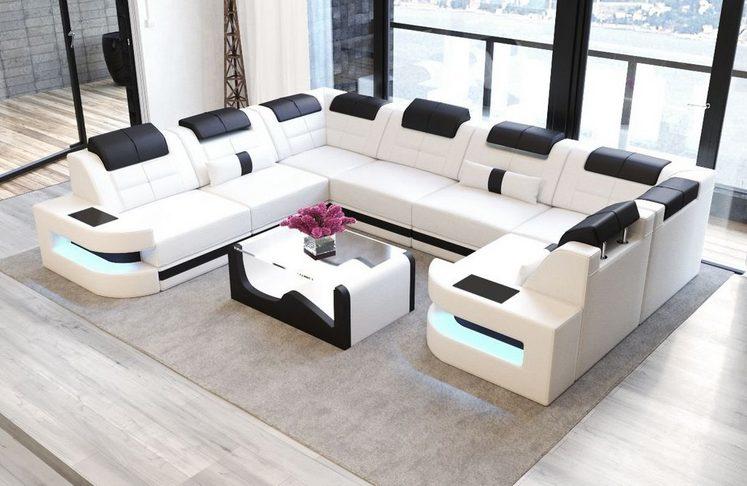 Sofa Dreams Wohnlandschaft »Como«, U Form kaufen | OTTO