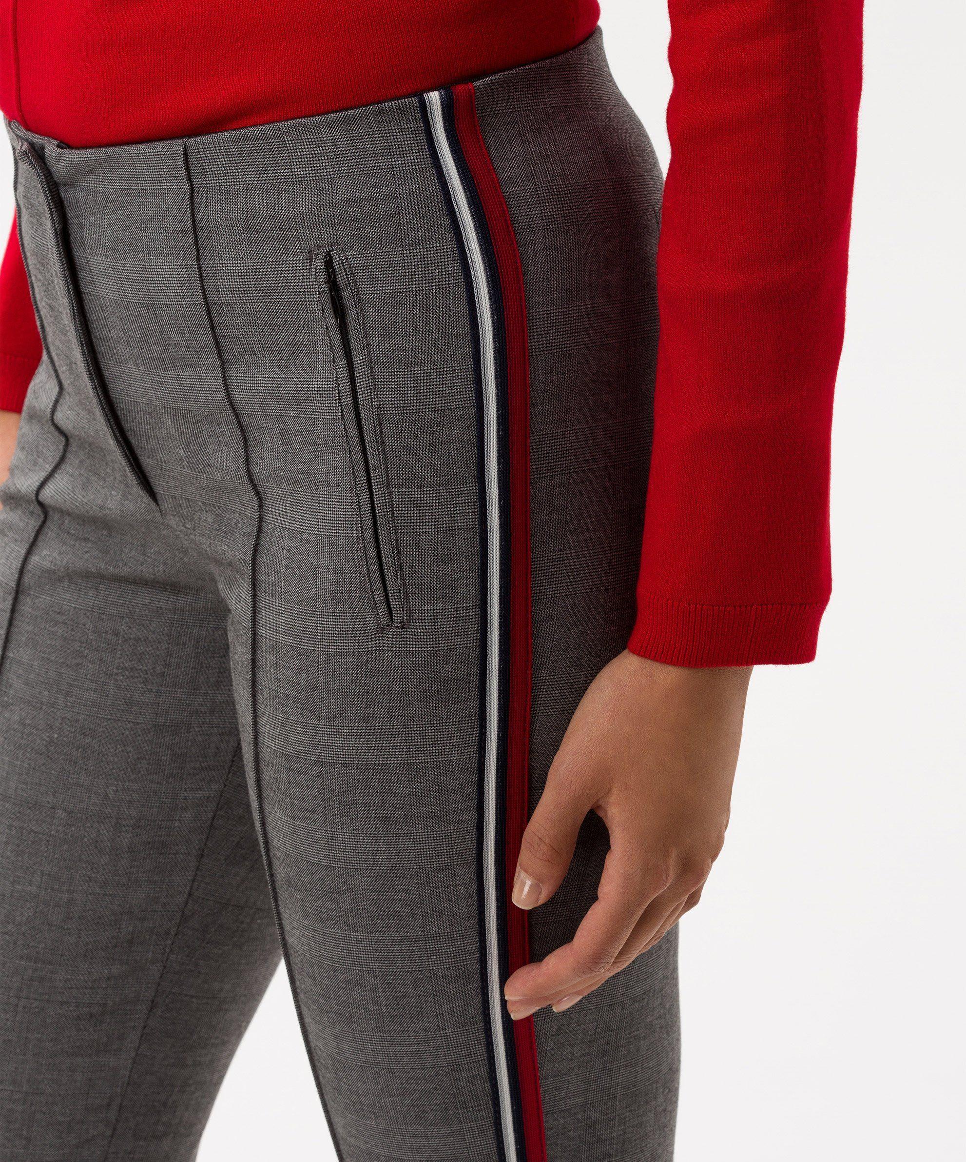 Brax Boyfriend-hose »style Mills«, Leggings In Wollähnlicher Optik Online Kaufen