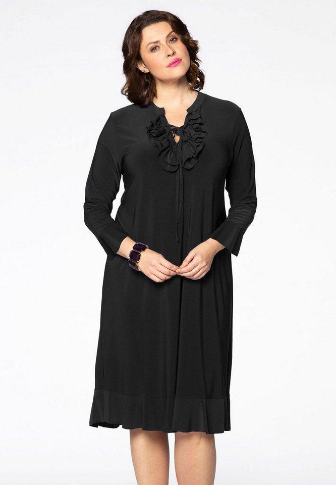 Yoek A-Linien-Kleid »DOLCE LANGARM« mit langen Ärmeln ...