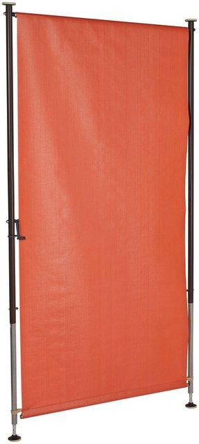 ANGERER FREIZEITMÖBEL Balkonsichtschutz orange, BxH: 120x225 cm   Garten > Balkon > Sichtschutz   Orange   Polyethylen   Angerer Freizeitmöbel