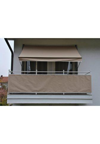 ANGERER FREIZEITMÖBEL ANGERER FREIZEITMÖBEL Balkono sienelė ...