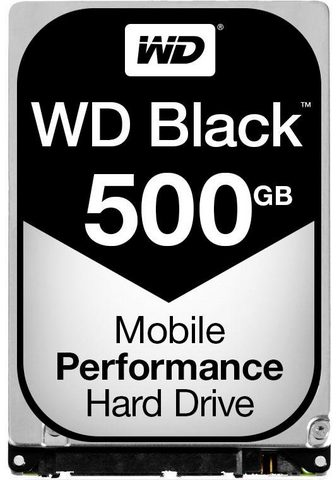 WESTERN DIGITAL »WD Black Mobile« HDD-Notebook-Festpla...