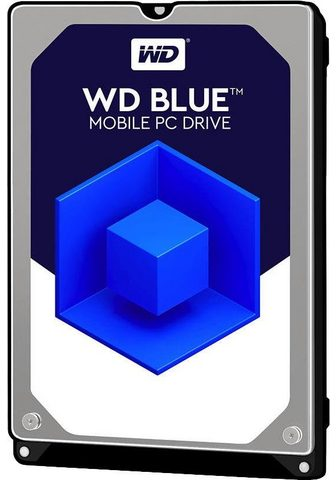 WESTERN DIGITAL »WD Blue Mobile« HDD-Notebook-Festplat...