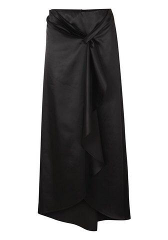 HEINE STYLE юбка в с ложным запахом