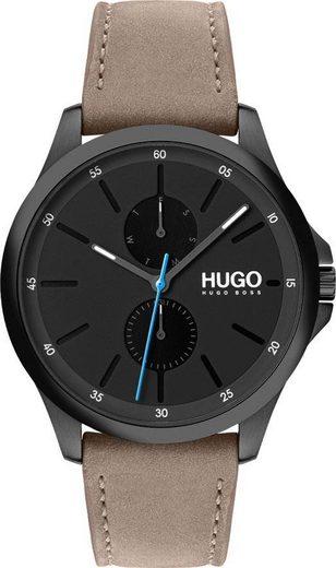 HUGO Multifunktionsuhr »#JUMP, 1530122«