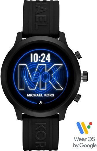MICHAEL KORS ACCESS MKGO, MKT5072 Smartwatch (1,19 Zoll, Wear OS by Google, mit individuell einstellbarem Zifferblatt)