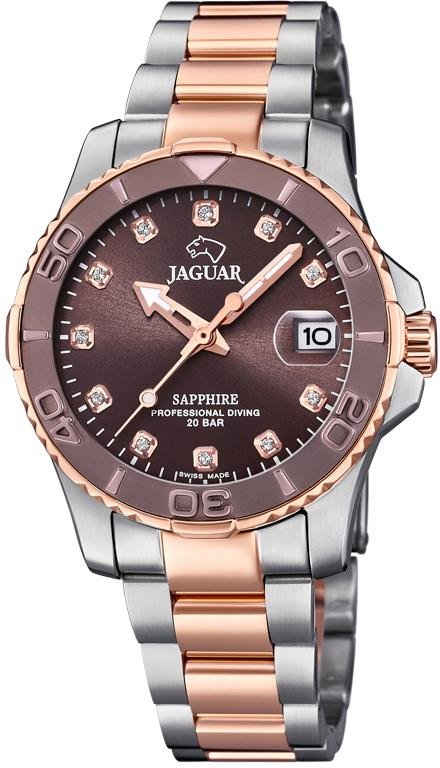 Jaguar Schweizer Uhr »Executive Diver, J871/2«