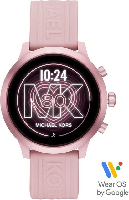 Smartwatches - MICHAEL KORS ACCESS MKGO, MKT5070 Smartwatch (1,19 Zoll, Wear OS by Google, mit individuell einstellbarem Zifferblatt)  - Onlineshop OTTO