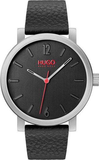 HUGO Quarzuhr »#RASE, 1530115«