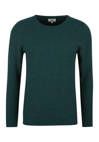 Q/S DESIGNED BY Пуловер с круглым вырезом