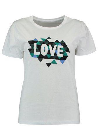 Блуза с круглым вырезом »MIA&laq...