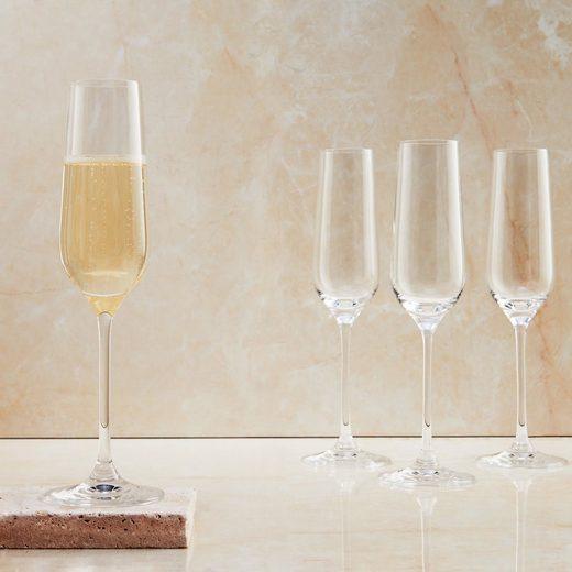 BUTLERS SANTÉ »6 x Champagnerflöte 180 ml«
