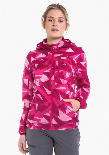 Schöffel Outdoorjacke »Windbreaker Jacket AOP L«