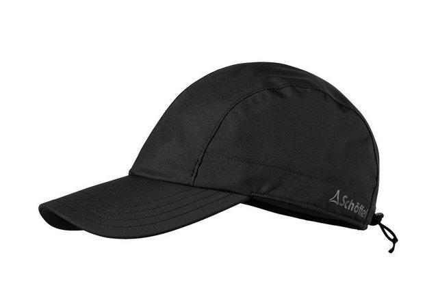 Schöffel Flex Cap »Rain Cap3« | Accessoires > Caps > Flex Caps | Schwarz | Schöffel