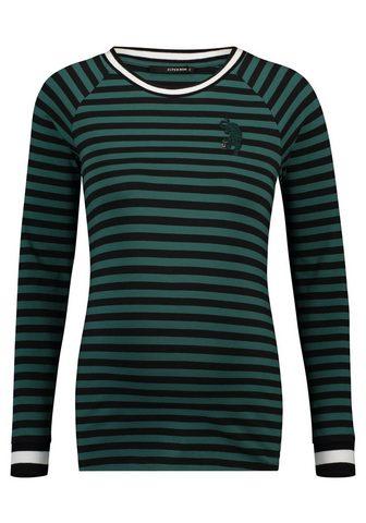 SUPERMOM Marškinėliai ilgomis rankovėmis »Green...