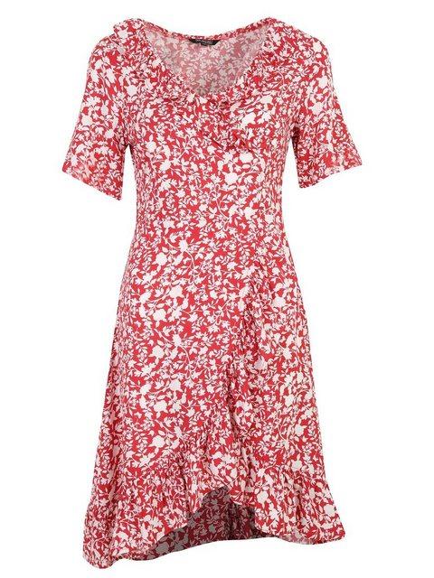 TOP SECRET Sommerkleid mit filigranem Allover-Print | Bekleidung > Kleider > Sommerkleider | TOP SECRET