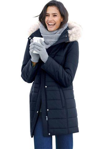 CLASSIC INSPIRATIONEN Куртка с декоративный Quersteppung