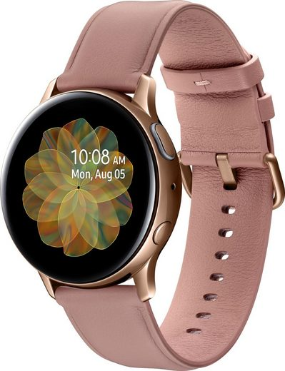 Samsung Galaxy Watch Active2, 40mm, Bluetooth (SM R830) Smartwatch (3 cm/1,2 Zoll)