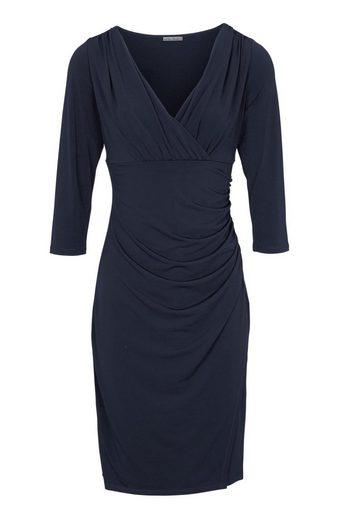 heine TIMELESS Jerseykleid in Wickel-Optik
