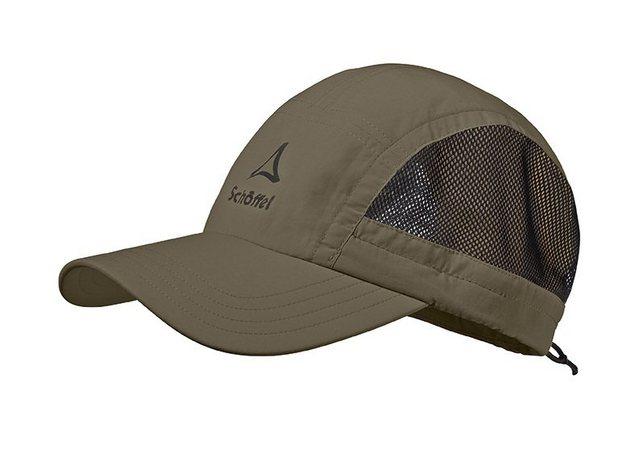 Schöffel Flex Cap »Cap Lermoos3« | Accessoires > Caps > Flex Caps | Braun | Schöffel