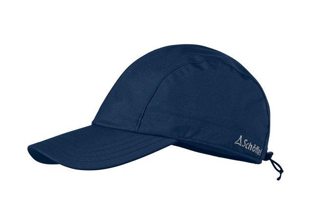 Schöffel Flex Cap »Rain Cap3« | Accessoires > Caps > Flex Caps | Blau | Schöffel