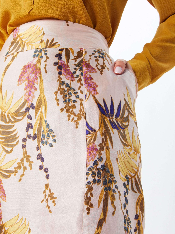 Volantrock Kaufen Online Skirt« »monique Cream 5qAc43RjL