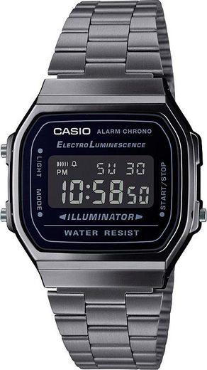 CASIO VINTAGE Chronograph »A168WEGG-1BEF«