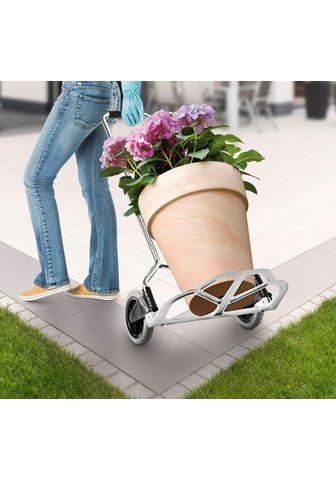 WENKO Sudedamas rankinis krovinių vežimėlis ...