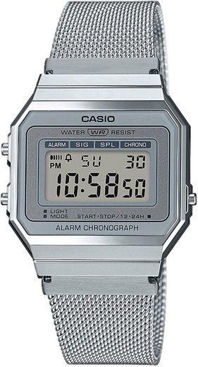 CASIO VINTAGE Chronograph »A700WEM-7AEF«