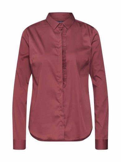Mos Mosh Klassische Bluse »Tilda Frill Shirt« Rüschen